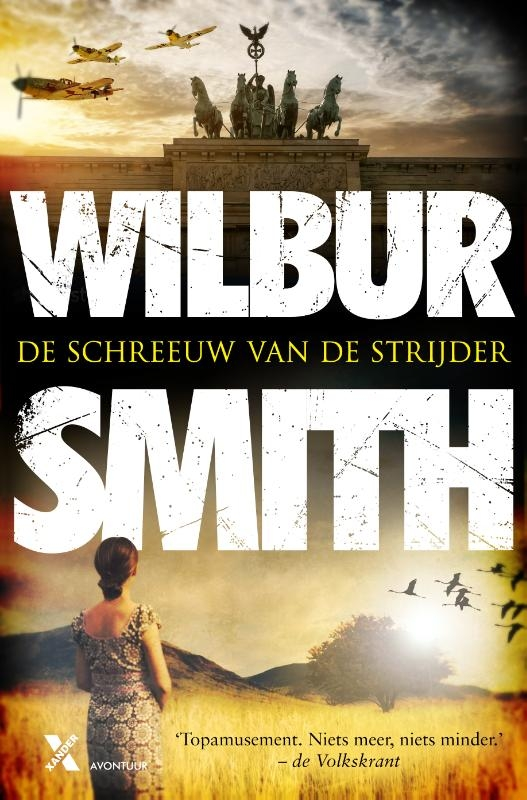 Wilbur Smith, David Churchill,De schreeuw van de strijder