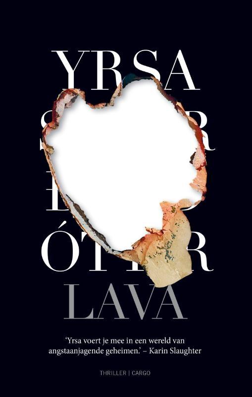 Yrsa Sigurdardottir,Lava
