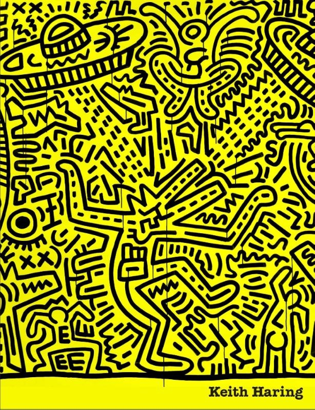 ,Keith Haring