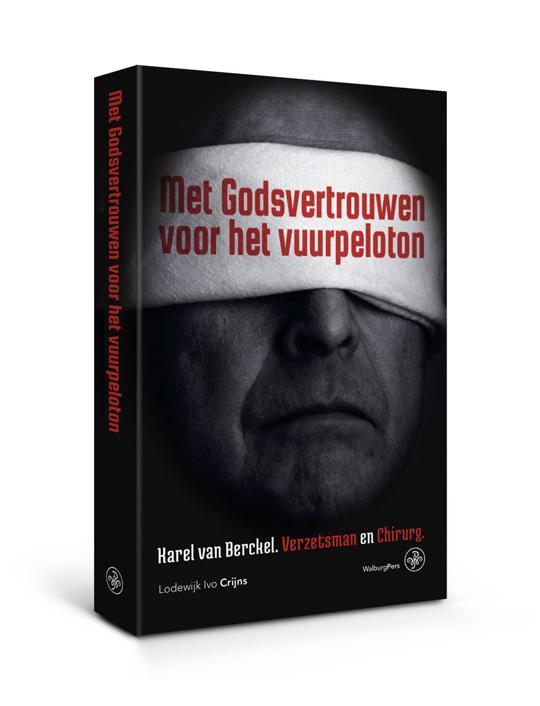 Lodewijk Ivo Crijns,Met Godsvertrouwen voor het vuurpeloton