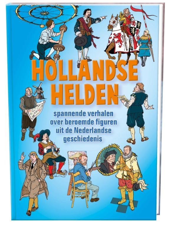 Wim Daniëls, Joke Pool, Annejoke Smids, Gerard Sonnemans,Hollandse Helden