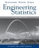 Montgomery, Douglas C.,Engineering Statistics