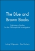 Wittgenstein, Ludwig,The Blue and Brown Books