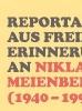 Haenni, Urs,Reportagen  aus Freiburg