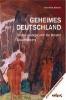 Riedel, Manfred,Geheimes Deutschland
