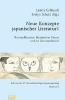 Neue Konzepte japanischer Literatur?,Nationalliteratur, literarischer Kanon und die Literaturtheorie. Referate des 15. Deutschsprachigen Japanologentags - Literatur II.