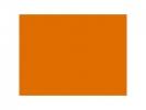 ,fotokarton Folia 50x70cm 300gr pak a 25 vel oranje