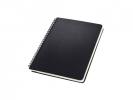 ,Notitieblok Sigel CONCEPTUM hardcover A5 zwart ruit