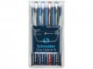 ,rollerball Schneider One Hybrid N 0,5mm etui 4 stuks