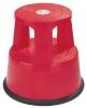 ,<b>Opstapkruk Desq 42cm kunststof rood</b>