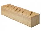 ,scharenblok Westcott hout leeg voor 32 scharen