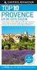 Robin  Gauldie, Anthony  Peregrine,Capitool Top 10 Provence en de C?te d`Azur + uitneembare kaart