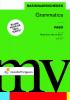 M.  Bout, H. de Bruijn,Basisvaardigheden grammatica
