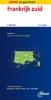 ,ANWB wegenkaart : Frankrijk Zuid