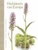 Bo  Mossberg, Henrik  Pederson,Orchideeën van Europa