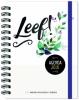 <b>Annemarie van Heijningen-Steenbergen</b>,LEEF! Agenda 2018 - klein
