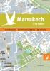 ,Marrakech in kaart
