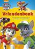 ,<b>Paw Patrol vriendenboek</b>