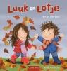 <b>Ruth  Wielockx</b>,Luuk en Lotje. Het is herfst