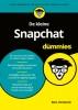 Bert  Verdonck,De kleine Snapchat voor Dummies