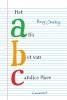 Barry  Jonsberg,Het alfabet van Candice Phee