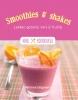 ,Smoothies & Shakes