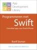 <b>Roelf  Sluman</b>,Apps bouwen met Swift