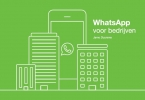 Jarno  Duursma,WhatsApp voor bedrijven