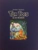 Marten  Toonder,Tom Poes en de Krakers (luxe linnen editie, met gesigneerde en genummerde prent)