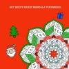 Tom  Koreman ,Het grote Kerst Mandala tekenboek