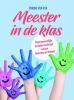 Simone  Van Dijk ,Meester in de klas