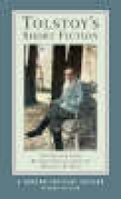 Tolstoy, Leo Tolstoy Short Fiction 2e