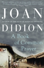 Joan Didion A Book of Common Prayer