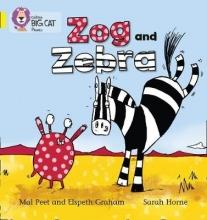Elspeth Graham,   Mal Peet Zog and Zebra