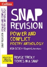 Collins GCSE Power & Conflict Poetry Anthology: New GCSE Grade 9-1 AQA English Literature