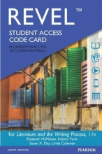 McMahan, Elizabeth Revel for Literature and the Writing Process -- Access Card