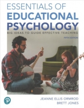 Ormrod, Jeanne Ellis,   Jones, Brett D. Essentials of Educational Psychology
