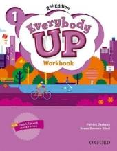 Jackson, Patrick Everybody Up 1. Workbook