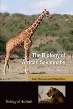 Bryan Shorrocks,   William Bates The Biology of African Savannahs