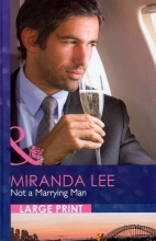 Lee, Miranda Not A Marrying Man
