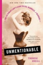 Oneill, Therese Unmentionable