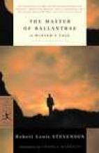 Stevenson, Robert Louis The Master of Ballantrae