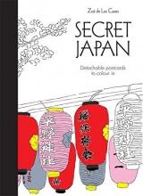 de Las Cases, Zoe Secret Japan Postcards