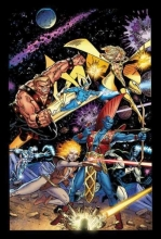 Valentino, Jim,   Milgrom, Al,   Marz, Ron Guardians of the Galaxy 1