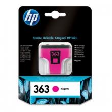 , Inktcartridge HP C8772EE 363 rood