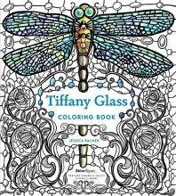 Jessica Palmer Tiffany Glass Coloring Book