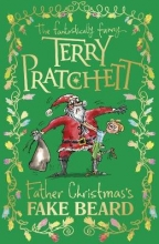 Terry,Pratchett Father`s Christmas`s Fake Beard