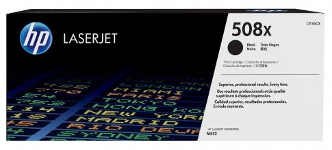 , Tonercartridge HP CF360X 508X zwart HC