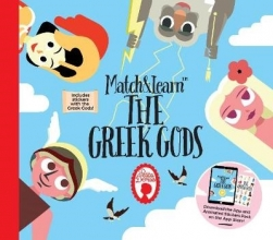 Bali, Athina Match and Learn the Greek Gods