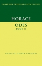 Horace Horace:  Odes  Book II